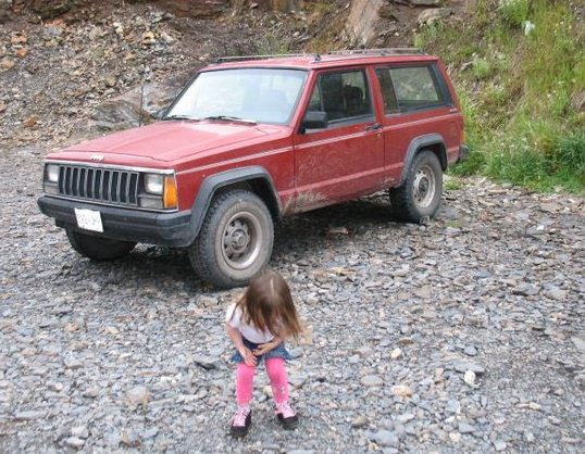 Picture of 1987 Jeep Cherokee