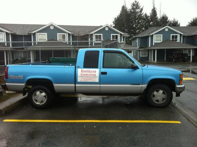 Picture of 1996 GMC Sierra C/K 2500, exterior