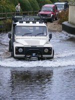 1998 Land Rover Defender Overview