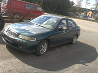 1997 Rover 400 Overview