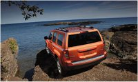 2012 Jeep Patriot, Rear quarter, exterior, manufacturer, gallery_worthy