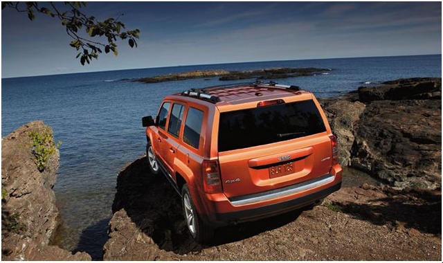 The CarGurus View. 2012 Jeep Patriot