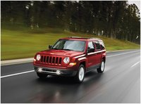 2012 Jeep Patriot, Front quarter, exterior, manufacturer, gallery_worthy