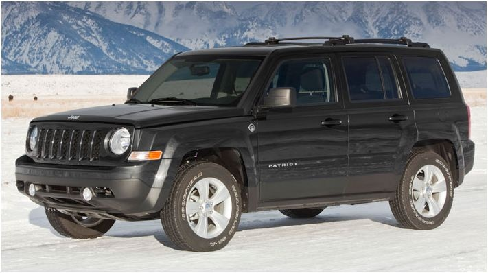 2012 Jeep Patriot Overview Cargurus