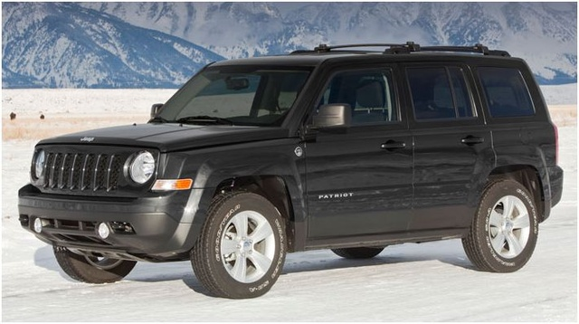 Delightful 2012 Jeep Patriot Review