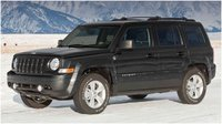 2012 Jeep Patriot, Side view, manufacturer, exterior