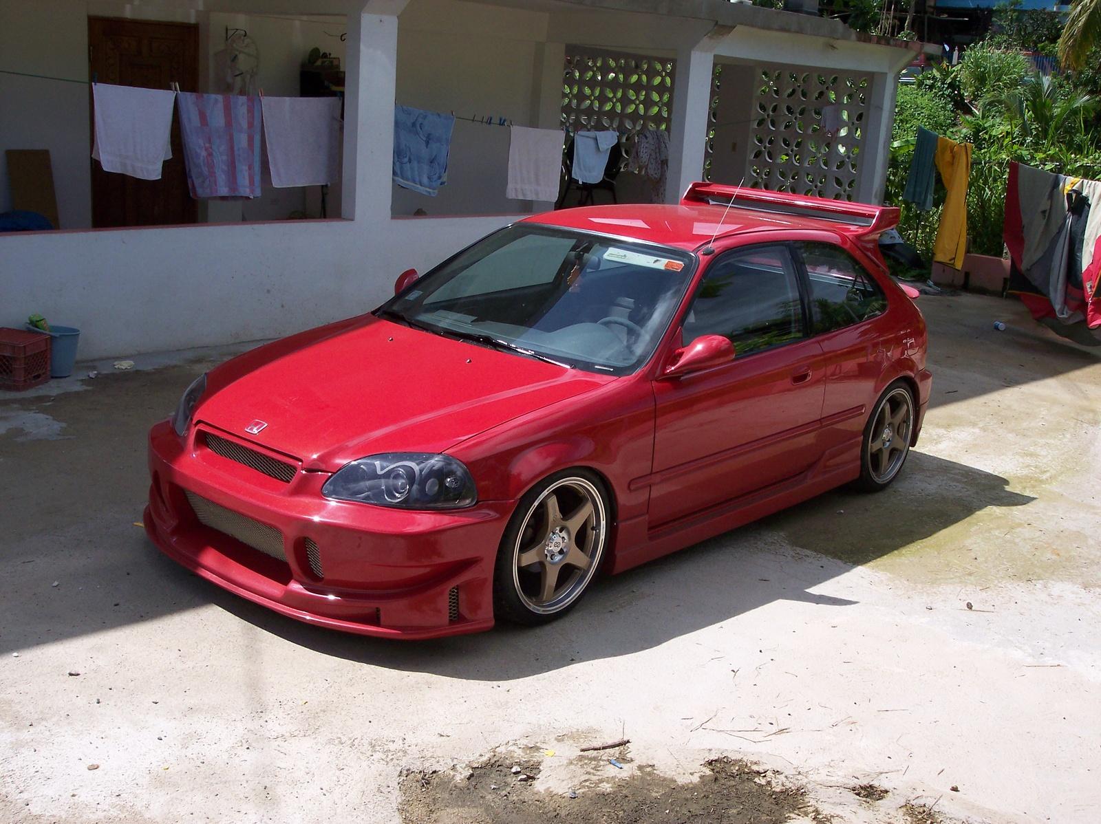 1998 Honda Civic - Exterior Pictures - CarGurus