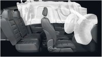 2012 Jeep Compass, Interior airbags, interior, manufacturer