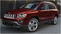 2012 Jeep Compass, Front quarter, exterior, manufacturer, gallery_worthy