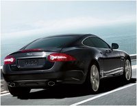 2012 Jaguar XK-Series, Rear quarter, manufacturer, exterior