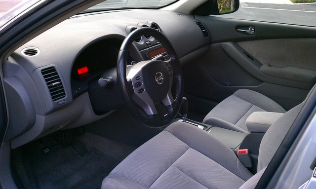 altima nissan 2007 interior cargurus cars