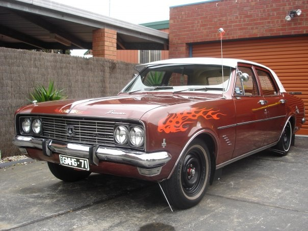 Picture of 1971 Holden Premier, exterior