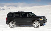 2012 Jeep Patriot, Side View. , exterior, manufacturer