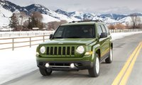 2012 Jeep Patriot, Front quarter view., exterior, manufacturer