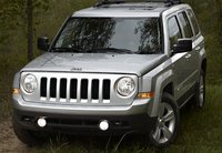 2012 Jeep Patriot, Front View. , exterior, manufacturer