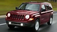 2012 Jeep Patriot, Front quarter view. , exterior, manufacturer
