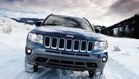 2012 Jeep Compass, Front View., exterior, manufacturer
