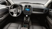 2012 Jeep Compass, Front Seat. , manufacturer, interior