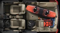 2012 Jeep Compass, Front and back seat., manufacturer, interior