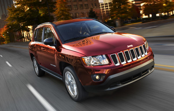 2012 Jeep Compass, Front quarter view. , exterior, manufacturer, gallery_worthy