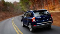 2012 Jeep Compass, Back View. , exterior, manufacturer