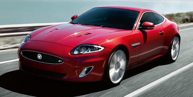 2012 Jaguar XK-Series, Front quarter view. , exterior, manufacturer