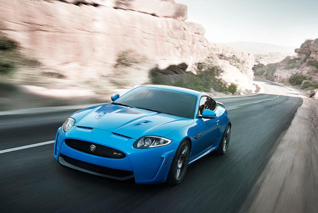 2012 Jaguar XK-Series