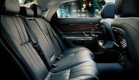 2012 Jaguar XJ-Series, Back Seat. , manufacturer, interior