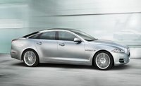 2012 Jaguar XJ-Series, Side View. , manufacturer, exterior