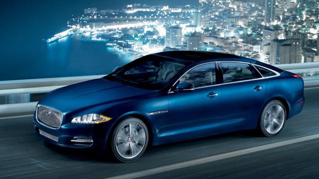 Jaguar Car 2012 Price
