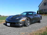 2010 Chevrolet Corvette Grand Sport 1LT, Picture of 2010 Chevrolet Corvette GS