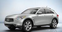 2012 Infiniti FX50 Overview