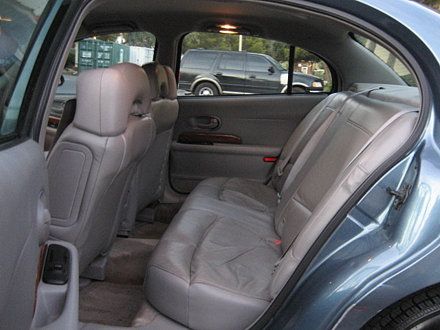 Buick Lesabre Custom Pic X on 2002 Buick Lesabre Limited