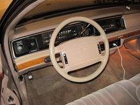 Picture of 1993 Mercury Grand Marquis GS Sedan RWD, interior, gallery_worthy