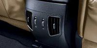 2012 Hyundai Sonata Hybrid, Close-up of air vents. , interior, manufacturer