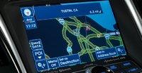 2012 Hyundai Sonata Hybrid, Navigation Screen., interior, manufacturer