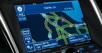 2012 Hyundai Sonata Hybrid, Navigation Screen., manufacturer, interior