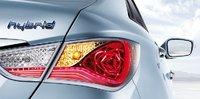 2012 Hyundai Sonata Hybrid, Tail Light. , exterior, manufacturer
