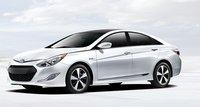 2012 Hyundai Sonata Hybrid Picture Gallery