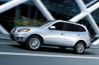 2012 Hyundai Santa Fe, Side View. , exterior, manufacturer, gallery_worthy
