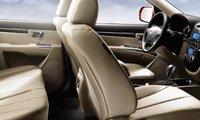 2012 Hyundai Santa Fe, Front Seat. , interior, manufacturer