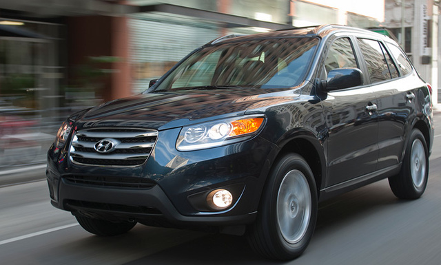 2012 Hyundai Santa Fe User Reviews Cargurus