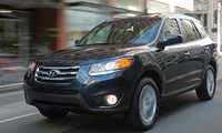 2012 Hyundai Santa Fe Picture Gallery