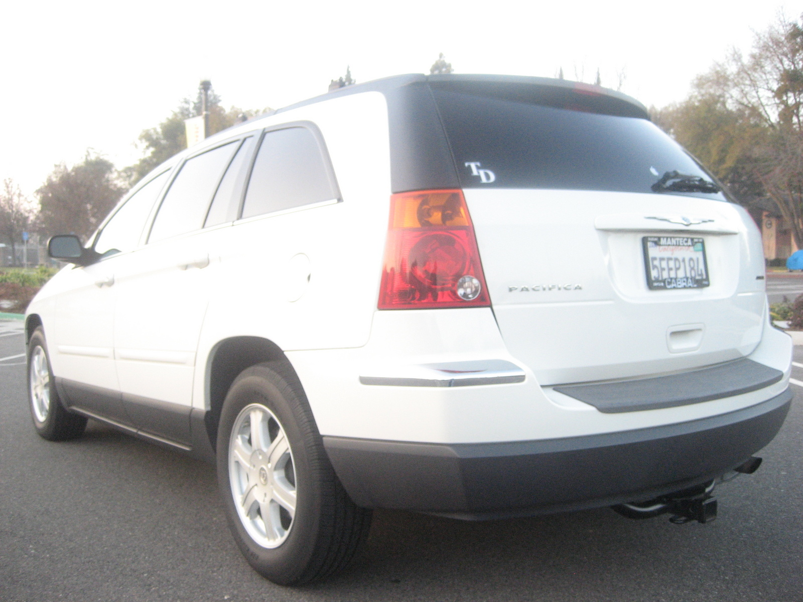 2004 Chrysler Pacifica Base AWD - Pictures - Picture of 2004 Chrysler ...