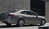 2012 Hyundai Equus, Back quarter view. , exterior, manufacturer