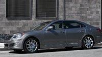 2012 Hyundai Equus, Front quarer view. , exterior, manufacturer