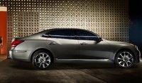 2012 Hyundai Equus, Side View., exterior, manufacturer