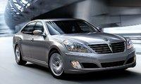 2012 Hyundai Equus, Front quarter view. , exterior, manufacturer