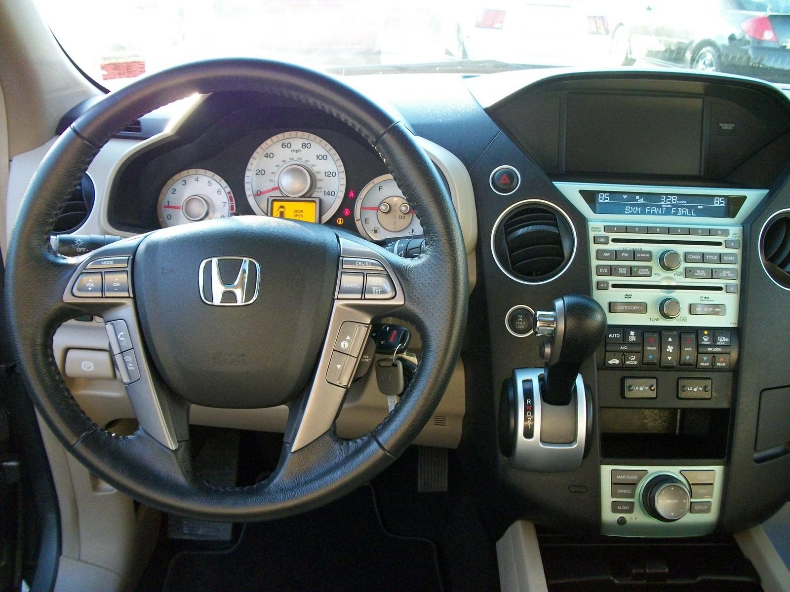 2009 Honda Pilot Interior Pictures Cargurus