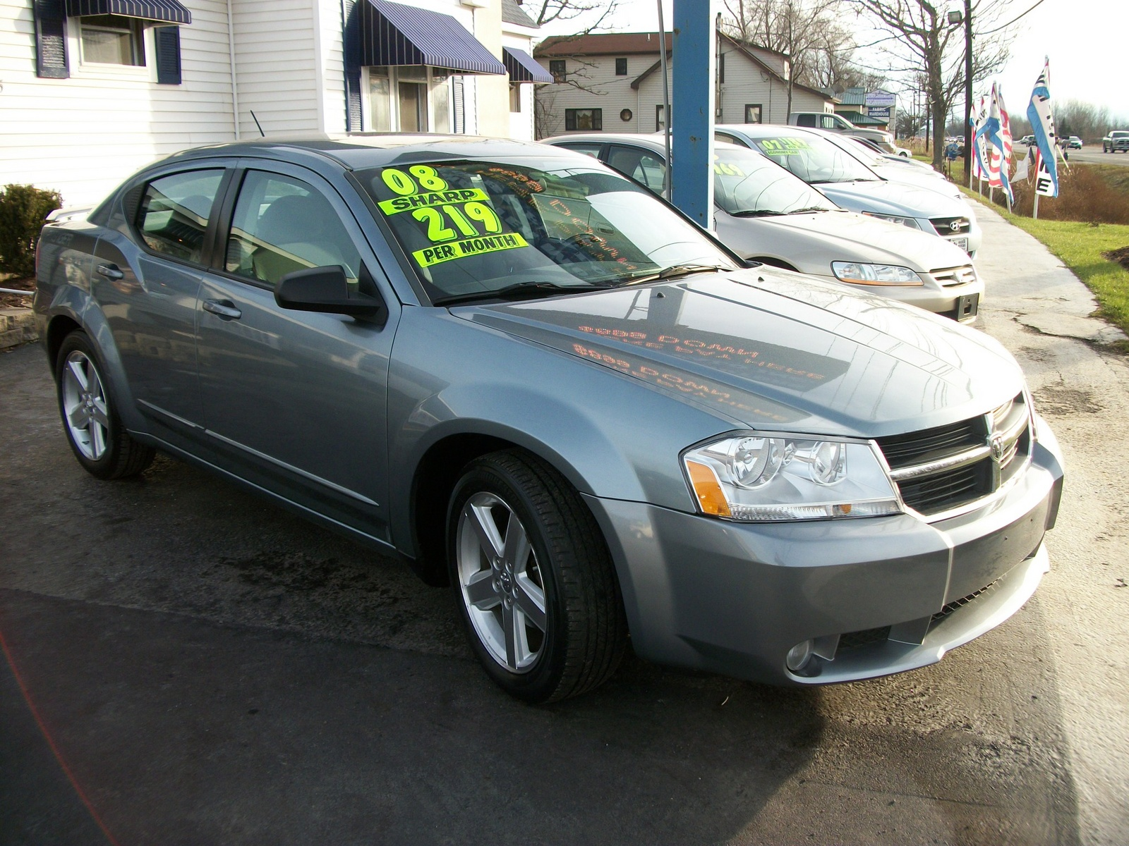 2008 2014 dodge avenger well equipped bargain priced cars. Black Bedroom Furniture Sets. Home Design Ideas